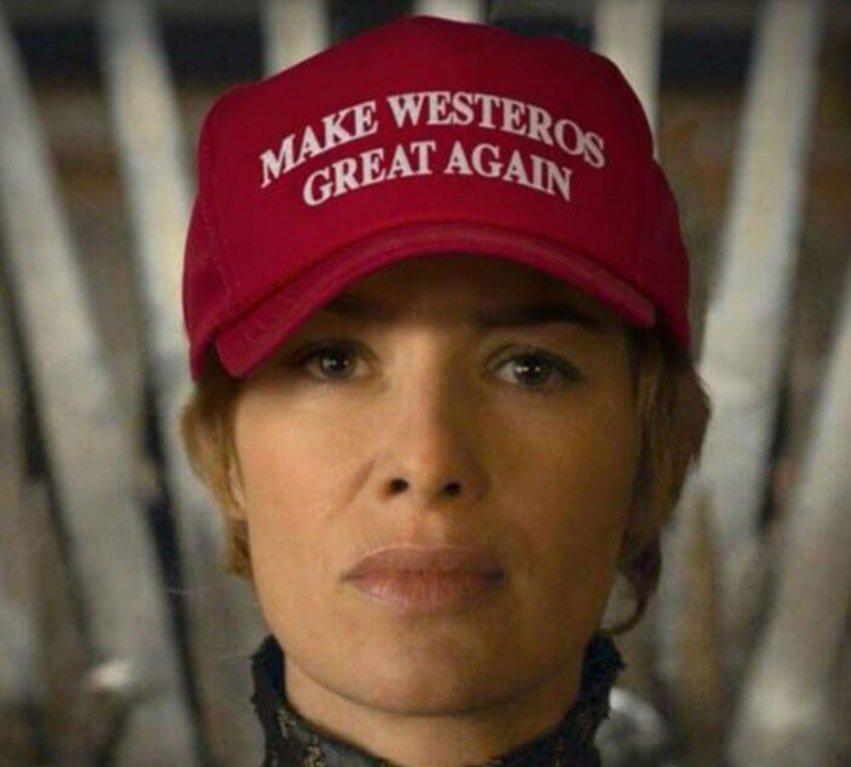 make westeros great again