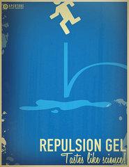 Repulsion gel