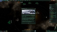 Mass extinction by climate change in Stellaris